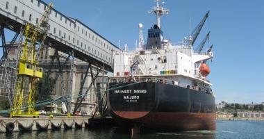 Productivitatea muncii din portul Constanţa e plină de mistere şi miracole