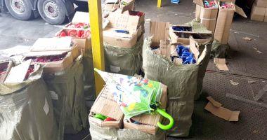 Produse contrafăcute, confiscate în Portul Constanța