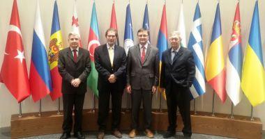 Program de masterat regional pentru studiile  în problematica Regiunii Mării Negre