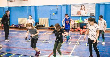 Proiect iniţiat de FIBA, desfăşurat în liceele din Constanţa