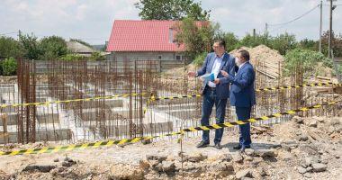 CJC construiește două case de tip familial pentru copiii din centrele de plasament