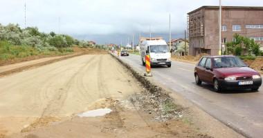 Proiecte pe bandă rulantă la Năvodari: lărgirea drumului spre Constanţa şi patru noi parcuri