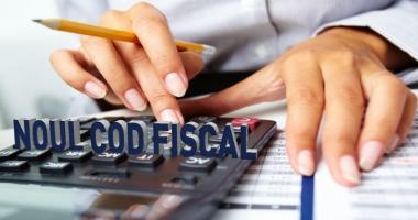 Proiectul de OUG pentru modificarea şi completarea Codului fiscal e în dezbatere publică