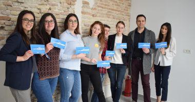 """Proiectul """"VOTE EU"""" încurajează tinerii să contribuie la viitorul Europei"""
