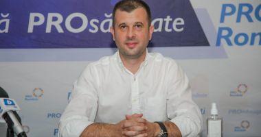 Răzvan Filipescu, noul preşedinte al filialei PRO România Constanţa