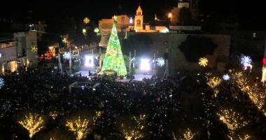 Protest anti-Trump! Palestinienii  au stins luminile de Crăciun din Betleem