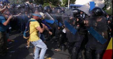 Carmen Dan: Documentele privind protestele din 10 august sunt desecretizate