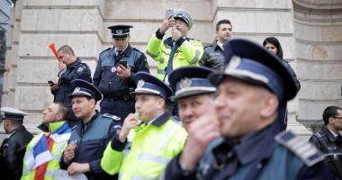 """S-A ALES PRAFUL de pactul sindicatelor din Poliţie. """"Coarnă a încercat să facă afaceri pe spatele nostru"""""""
