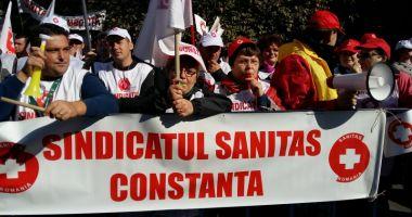 Protest mâine la Spitalul Judeţean Constanţa! Cadrele medicale sunt nemulţumite de veniturile salariale