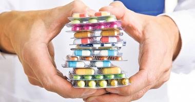 Listă cu 24 de medicamente, sub lupa Ministerului Sănătăţii