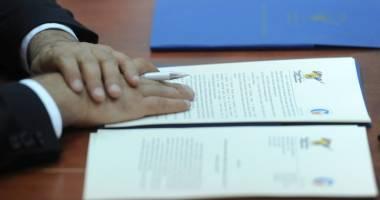 Proiect pilot la Constan�a. PN�CD, PRU �i PND vor semna un protocol de colaborare