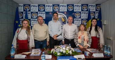 PRU l-a desemnat pe D�nu� Moldovan candidat  la Prim�ria Mangalia