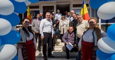PRU merge pe m�na lui D�nu� Moldovan la Prim�ria Mangalia