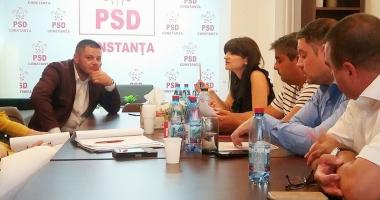 Vârstnicii din cămine, în atenţia deputaţilor PSD Constanţa