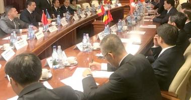 Liderii PSD Constanţa, întâlnire cu oficiali ai Partidului Comunist Chinez