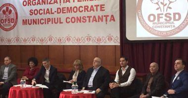 Femeile din PSD Constanța și-au ales liderul. Marioara Cojoc rămâne la conducere