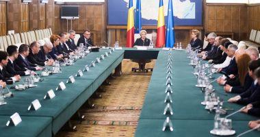"""PSD Constanța, cu ochii pe remanierea Guvernului. """"Avem oameni de valoare, vom cere portofolii"""""""