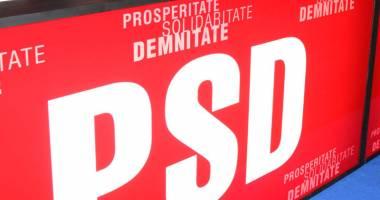 COSMA, ÎN FUNCŢIA DE PREŞEDINTE AL PARTIDULUI SOCIAL DEMOCRAT PRAHOVA