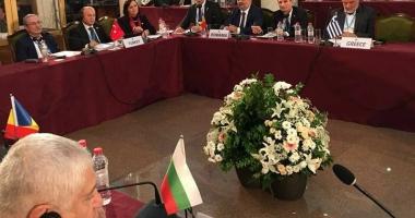 Deputatul George Vişan, prezent la Tirana. DANUBIUS-RI, cercetare românească  la nivel european