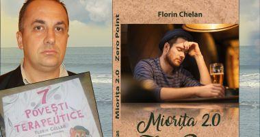 Psihologul Florin Chelan lansează două cărți