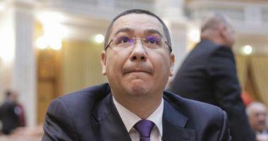 """Ponta, reacție vehementă după publicarea scrisorii """"disidenților"""" anti-Dragnea"""