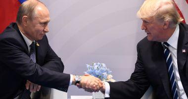 Delegaţie de senatori americani la Moscova, înainte de summitul Trump-Putin de la Helsinki
