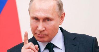 Putin avertizează asupra unui nou
