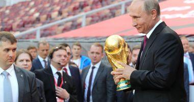 Muzică clasică pentru Vladimir Putin şi Gianni Infantino
