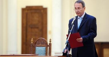 Valer Dorneanu va primi titlul de Doctor Honoris Causa la Constanţa