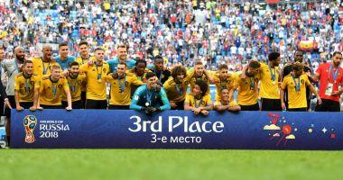GALERIE FOTO / CM 2018. Belgia vs Anglia 2-0. Trupa lui Martinez pleacă acasă cu medaliile de bronz