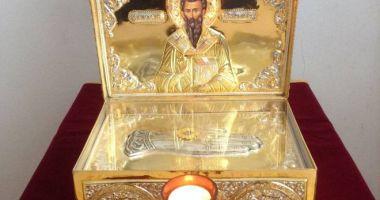 Procesiune cu moaştele Sfinţilor Pantelimon, Epicter şi Astion, la Năvodari
