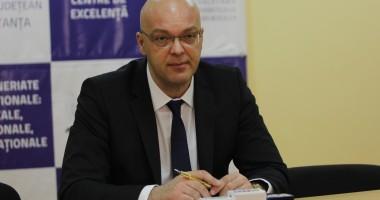 Răducu Popescu prezintă starea învăţământului constănţean