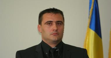 Radu Volcinschi, noul prefect al Constanţei