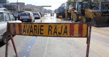 Atenție, șoferi! Trafic îngreunat pe Șoseaua Mangaliei din Constanța