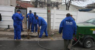 AVARIE RAJA. O parte din municipiul Medgidia a rămas fără apă