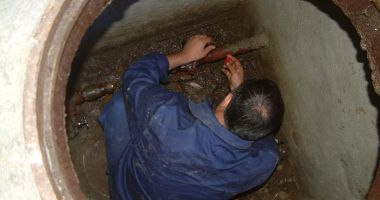 AVARIE RAJA. Mai multe zone din Năvodari au rămas fără apă rece la robinete