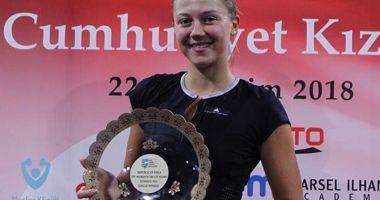 Raluca Şerban,  la al treilea titlu ITF  în acest sezon