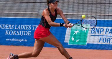 Raluca Şerban îşi pregăteşte intrarea în Top 200 WTA