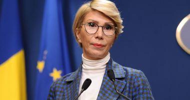 Raluca Turcan: Bugetul pentru anul 2021 este un buget curajos