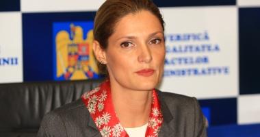 Demisie în PNL Constanţa. Europarlamentarul Ramona Mănescu cochetează cu ALDE