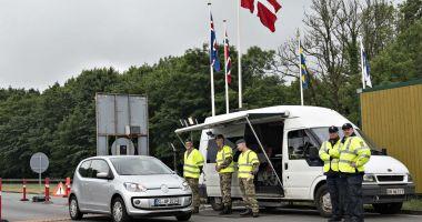 """Rasmussen: """"Danemarca trebuie să permanentizeze controalele la frontiere"""""""