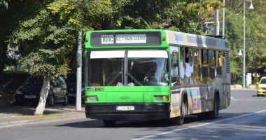 ATENŢIE CONSTĂNŢENI! RATC modifică traseele autobuzelor 101 C şi 101 M