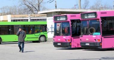 RATC. Autobuzele 43 și 40, deviate pe Bd-ul Tomis