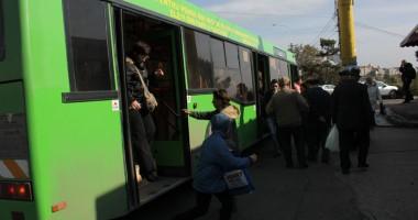 RATC. Autobuzele 43, 43C, 43M, 40 și 40C circulă, de astăzi, deviat, pe Bd-ul Tomis