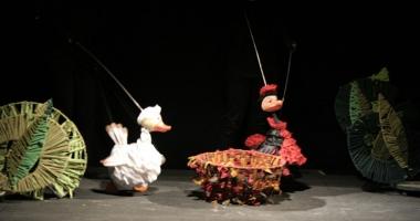 """""""Răţuşca cea urâtă"""" urcă, în premieră, pe scena Teatrului de Copii"""