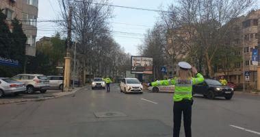 Razie de amploare, în week-end, în municipiul Constanța