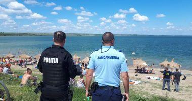 Oamenii legii, razie în cluburile și terasele de pe litoral
