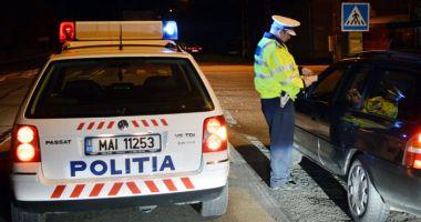 Razie a poliţiştilor în judeţul Constanţa