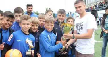 Răzvan Marin a premiat câştigătorii Dolphin Cup 2017