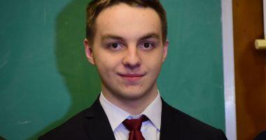 Constănţeanul Răzvan Mihai Ursu, medaliat cu bronz la Olimpiada Internaţională de Fizică